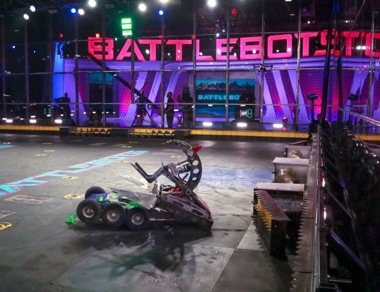 BattleBots Fight